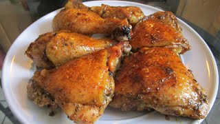 How To Make Oven Baked Chicken