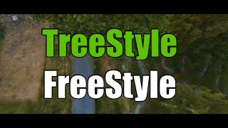 TreeStyle FreeStyle - 1 Battery
