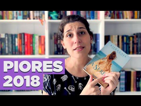 PIORES LIVROS DE 2018 | ESPECIAL DE FIM DE ANO | BOOK GALAXY