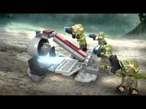 Vidéo LEGO Star Wars 75035 : Kashyyyk Troopers