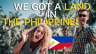 WE MOVED TO THE PHILIPPINES | Chapter 1: Getting a LAND