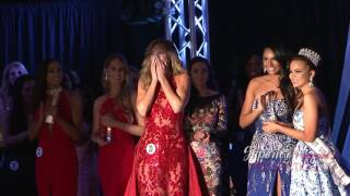 Lana Brooke Coffey Miss Connecticut Teen USA 2017 Crowning