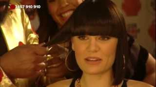 Jessie J (Gets her hair shaved off for Comic Relief)