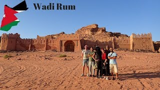 Wadi Rum desert, Jordan   Traveling all around the world...