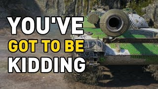 World of Tanks || You
