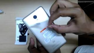 Xiaomi Redmi Note 3 Snapdragon Edition Quick Unboxing & Hands On ಕನ್ನಡದಲ್ಲಿ ( Kannada video)