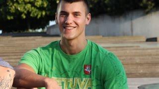 Лауринавичус Томас (Литва) | Laurinavicius, Tomas (Lithuania)