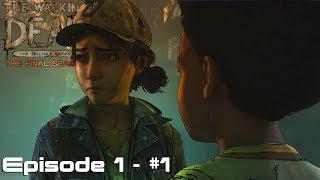 The Walking Dead: The Final Season - Chap 1 - Ep 1 - Road Trip