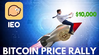 Bitcoin Price Rally to $8,100, $10,000 BTC imminent! Blabber IEO - Crypto News