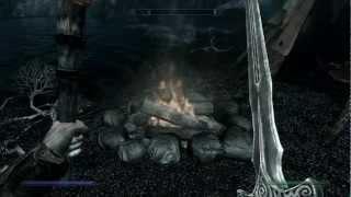 Skyrim Mod Showcase #1 - Dynamic Fires