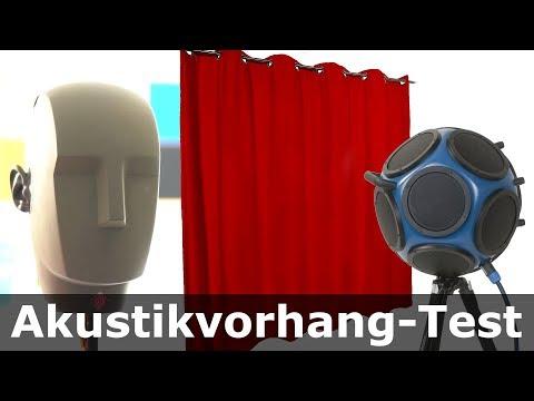 5-lagiger Akustikvorhang im Test | HOFA-Akustik