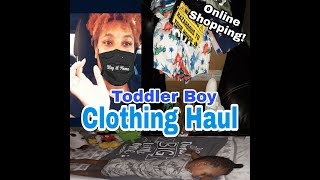 Toddler Boy Clothing Haul | The Childrens Place | April 2020 | Miss Brandee