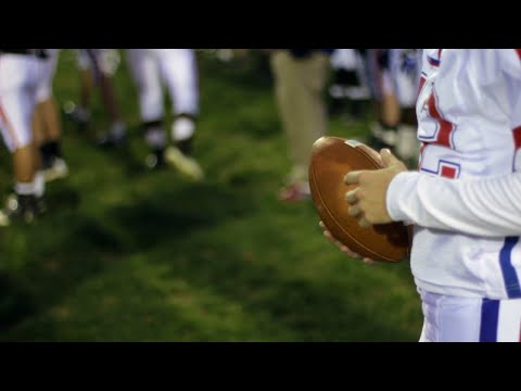 Athletic Concussions Video Image