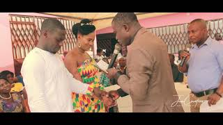GH TRADITIONAL WEDDING, DRONE SHOTS ENGAGEMENT, KWAHU TRADIONAL WEDDING