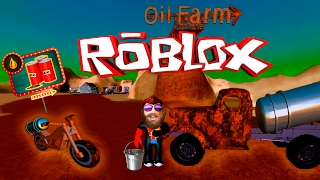 Угнали грузовик 2ой день нефтяника в РОБЛОКС магнат игра ROBLOX на русском