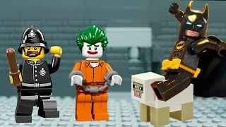 ГОРЯЧАЯ ПОГОНЯ! Лего Мультик анимация! 2018
