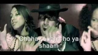 Bhool Bhulaiya-Tera naam tera naam Full Song with Lyrics