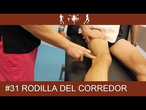 Inflamación de las articulaciones en la foto de la pierna