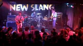 "Young Knives - ""she's attracted to"" at New Slang Kingston"
