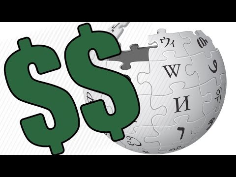 How it feels to give money to Wikipedia