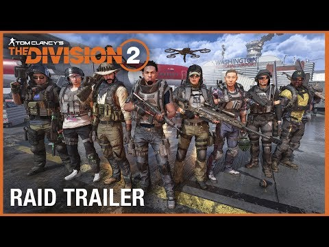 Tom Clancy's The Division 2: Raid Trailer: Operation Dark Hours | Ubisoft [NA]