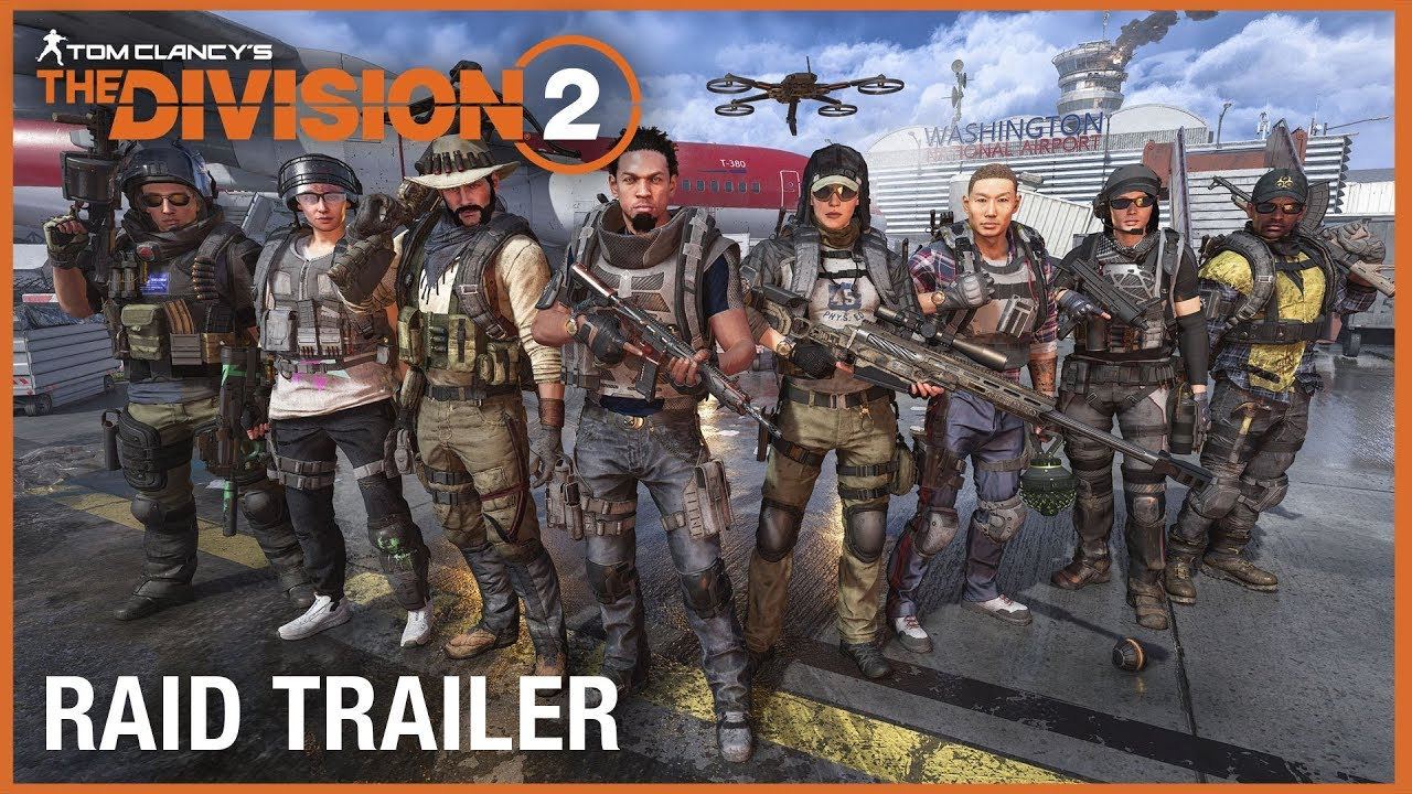 The Division 2 – Getting Raid Ready