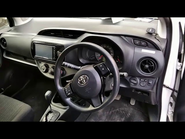 Toyota Vitz F 1.0 2017 for Sale in Karachi