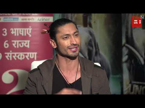 Exclusive interview with Vidyut Jamwal