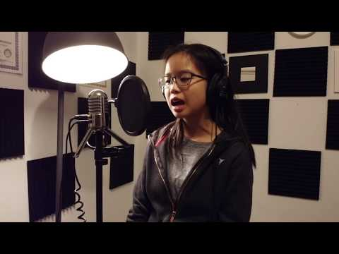 """My student Allyson Ho sang """"Once Upon A Dream"""" From musical  """"Jekyll and Hyde"""". Everything done by my Vocal Studio in Brooklyn."""