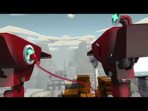 Видео № 2 из игры de Blob (Б/У) [Wii]