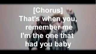 "Daley - Remember Me Feat. Jessie J "" Lyrics """