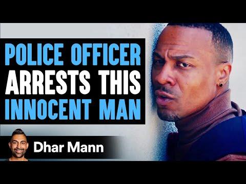 Police Officer ARRESTS INNOCENT MAN,