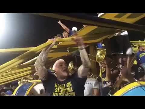"""""""La 12 Señores Dejo Todo En Mendoza"""" Barra: La 12 • Club: Boca Juniors • País: Argentina"""
