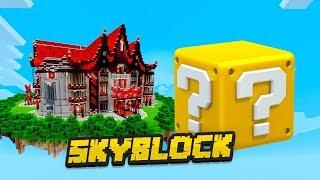 I'M A BILLIONAIRE! - Minecraft SKYBLOCK #13 (Season 2)