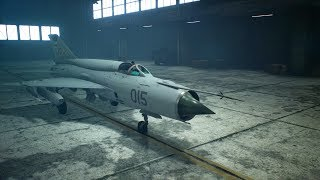 「ACE COMBAT(TM) 7: SKIES UNKNOWN」Game Feature Briefing # 4 Aircraft 「Mig-21bis」
