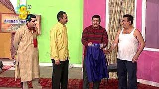 Muhabbat Cng 4 Zafri Khan and Nasir Chinyoti Full Stage Drama