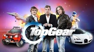 Top Gear (RU) - Russia Volga Roadster