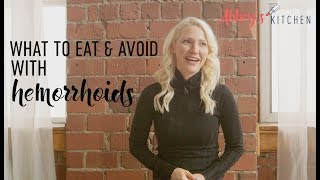 What Foods to Eat and Avoid with Hemorrhoids? Toilet Talks