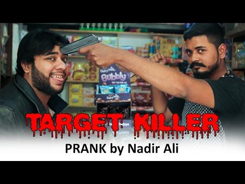 Target Killing Prank