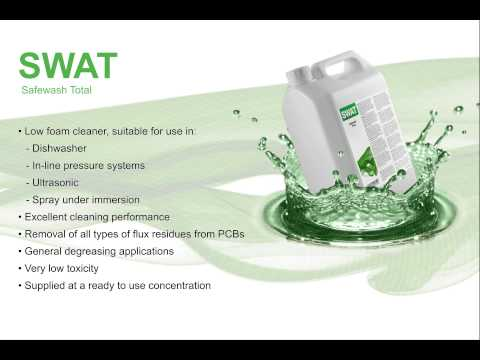 SWAT Safewash Total