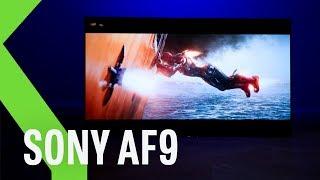 Sony AF9 Master Series, review: CALIDAD DE IMAGEN pensada para NETFLIX