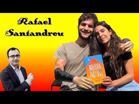"""Rafael Santandreu 👉 Charla con Davide Morana y Cecilia Cano ☝ autora de """"Arriba la vida""""💪🗣️Instagram"""