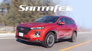 2019 Hyundai Santa Fe Review - Better Than a Honda or Toyota?