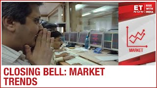 Closing Bell: Sensex ends 432 pts higher; Nifty settles Nov F&O series at 12,987 (26th Nov) - Download this Video in MP3, M4A, WEBM, MP4, 3GP