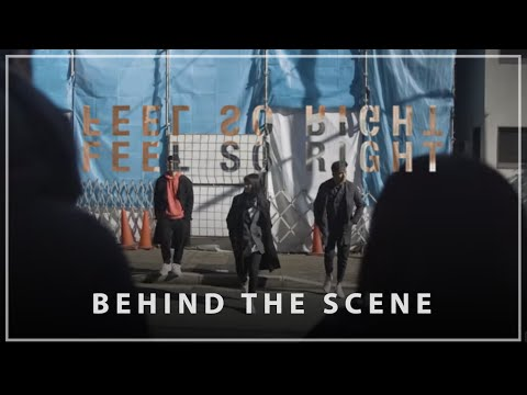 Afgan, Isyana Sarasvati, Rendy Pandugo - Feel So Right | Behind The Scene - Trinity Optima Production