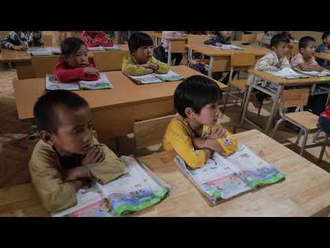 video giới thiệu về ngành giáo dục và đào tạo huyện Điện Biên Đông