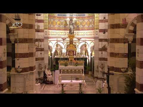 Laudes et Messe du 26 janvier 2021 à Notre-Dame de la Garde