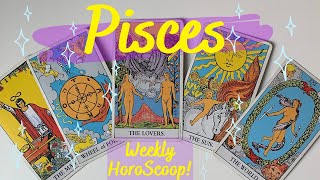 PISCES: ✨This Was Meant To Be But...✨| 18th - 24th Jan 2021 | Weekly HoroScoop!