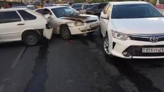 Дорога сайрам Шымкент авария