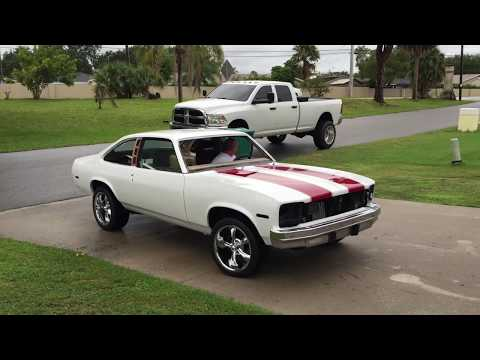 Video of '78 Nova Hatchback  - LCFV